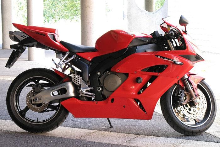 2020 Fireblade CBR1000RR-R
