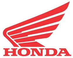 honda motorcycle official logo of the company