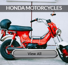 Full List of Honda Motorcycles
