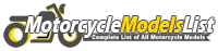 Motorcycle Models List Official Logo of the Company