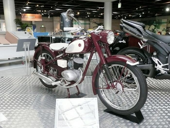 1955 Yamaha YA-1