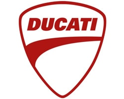 Ducati official logo of the company