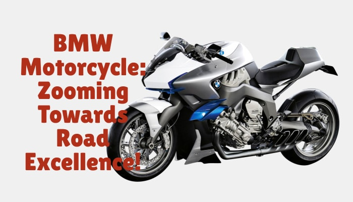 BMW Motorcycle: Zooming Towards Road Excellence!
