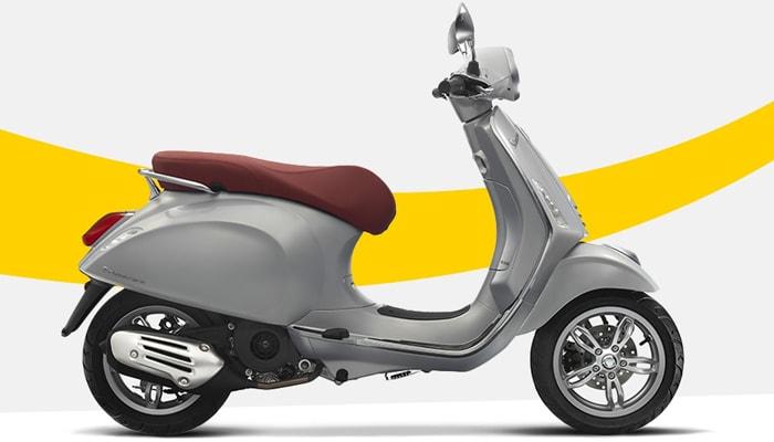 Vespa Scooters Models List   Complete List of All Vespa Models