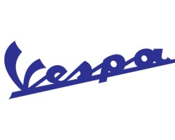Vespa Scooter Official Logo of the Company