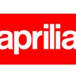 aprilia official logo of the company
